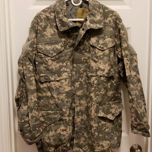 Other - Army ACU Cold Weather Field Coat - Medium Long